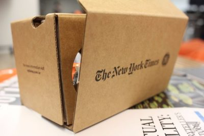 Why journalism needs virtual reality